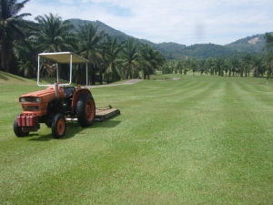 Mountain View Golf Club, Penang, Malaysia.