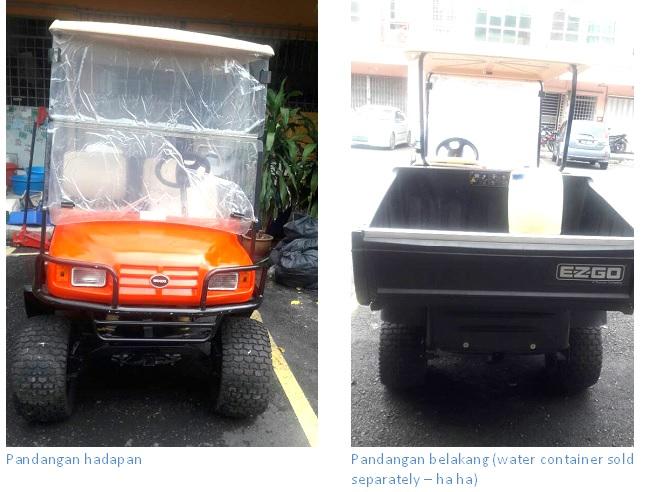 hauler buggy transport