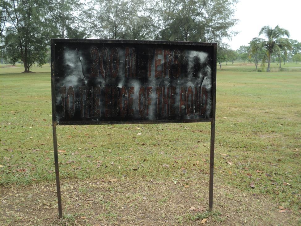 signage bad
